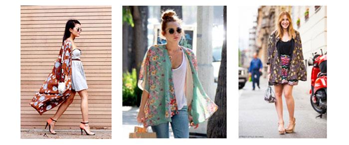 Trend Highlight: Cute Kimono Robe