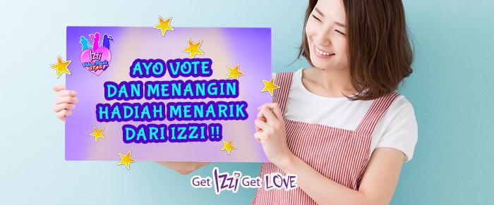 VOTE-PENYANYI-JAGOANMU-DI-IZZI-VIDEO-MUSIC-STAR-GIRLTUNES-WANTED-DAN-MENANGIN-HADIAHNYA-0