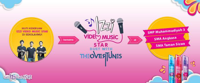 HORAS MEDAN! ROADSHOW IZZI VIDEO MUSIC STAR BERJALAN SERU!