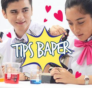 Tips Baper: Hindari Momen Baper!