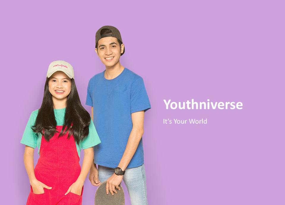 IZZI youthniverse banner
